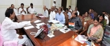 CM briefs Collectors on land records rectification, updation program
