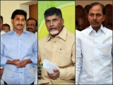 POLITICAL PARTIES IN ELECTION MODE IN BOTH TELUGU STATES