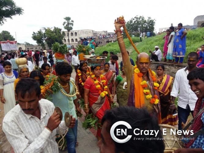 Festival of Bonalu