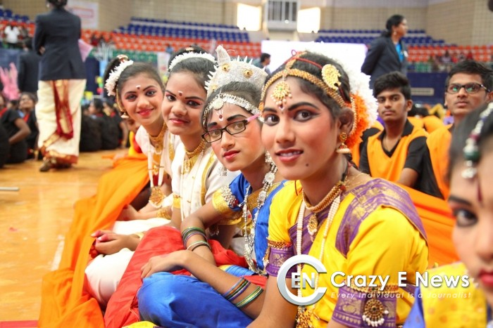 1111 physical movements showcased through various fitness, fun and sport activities