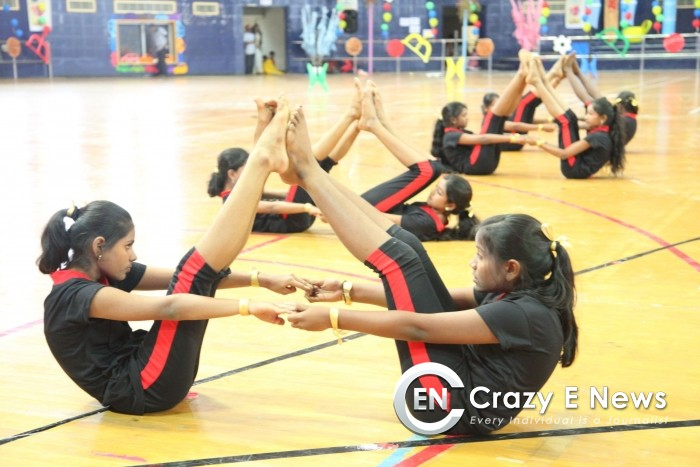 1111 physical movements showcased through various fitness fun and sport activities