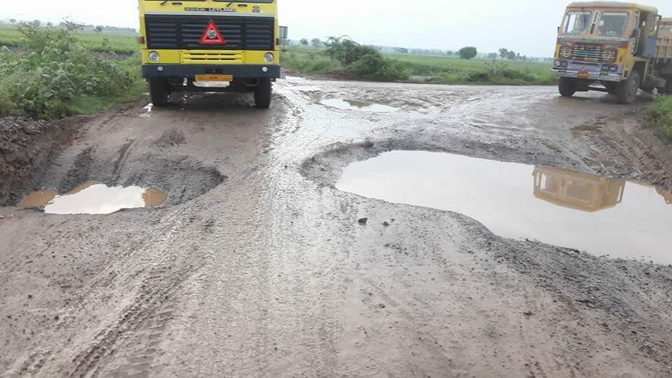 Achampet to Amaravathi Road