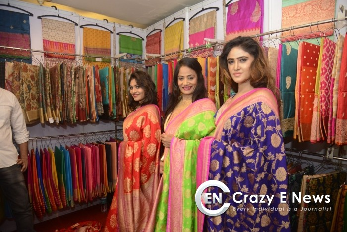 Trendz Vivah - Expo Begins at Taj Krishna  Inaugurtaed by Actors Soni Cheristha and Priyanka Augustin