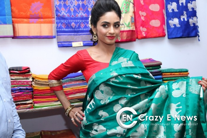 Actress Pooja Sree