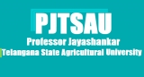 PJTSAU PLANS TO SET UP AGRI. INCUBATION CENTER TO PROMOTE  ENTREPRENEURIAL  SKILLS IN STUDENTS