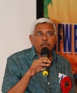 Condemns arrest of Prof. Kodandaram