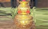 భాగ్యనగర్ భాగ్యలక్ష్మి అమ్మవారికి బంగారు బోనం