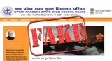 Fake education board exposed in UP