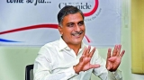 Congress has lust for power only, but TRS thirsty to develop State: Harish Rao