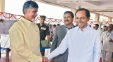 CMs greet peoples of two Telugu States