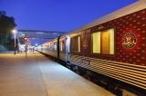 లగ్జరీ రైలు... మహారాజా ఎక్స్ప్రెస్