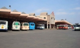Bus platforms in MGBS changed