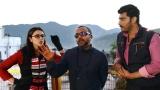 Actors Parineeti Chopra and Arjun Kapoor started shooting