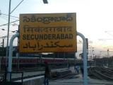 Special train between Howrah-Secunderabad